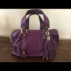 Purple Juicy Couture handbag New with Tags